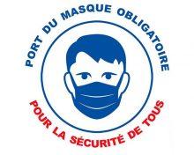 Champagnole : Port du masque obligatoire