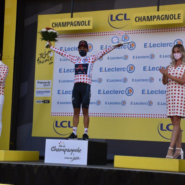 Photos de l'arrivée du Tour de France