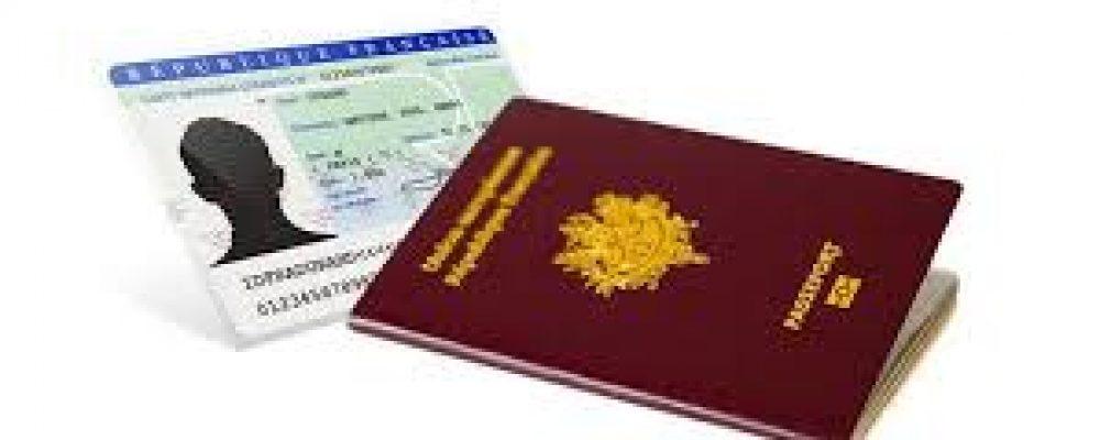 Passeport / Carte d'identité
