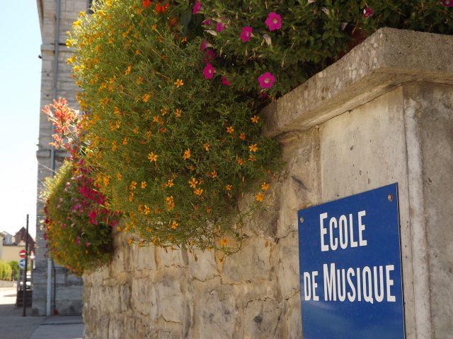 Ecole de musique de Champagnole