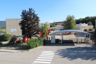 Collège les Louataux
