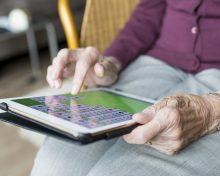 CCAS : Atelier tablette tactiles